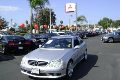 Photo 2005 Mercedes-Benz CLK-Class 2D Coupe CLK500