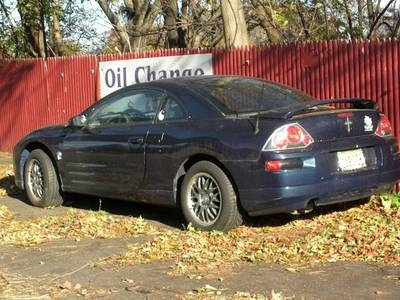 Photo 2000 Mitsubishi Eclipse RS Auto Parts or Repair TONS OF NEW PARTS