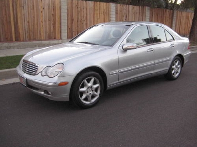 Photo 2002 Mercedes Benz C240 Warranty, One Owner only 80726 miles