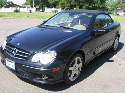 Photo 2006 MERCEDES BENZ CLK500 ONE OWNERBEAUTIFUL