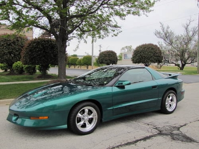 Photo 1997 PONTIAC TRANS AM