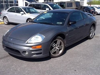 Photo 2004 MITSUBISHI Eclipse Hatchback 2 Dr GTS Coupe