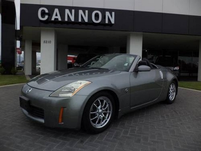 Photo 2004 Nissan 350Z 2D Roadster Touring