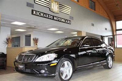Photo Used 2008 Mercedes-Benz S550 4MATIC for sale Boston MA 7424