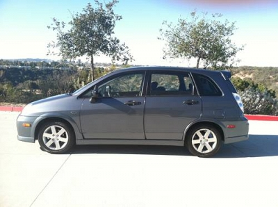 Photo 2006 SUZUKI AERIO SX  AWD  4D-Hatchback, CARFAX certified - MPG