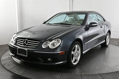 Photo 2005 Mercedes-Benz CLK500 Base Coupe 2-Door 5.0L V8