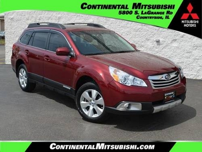 Photo 2012 Subaru Outback Wagon 3.6R Limited