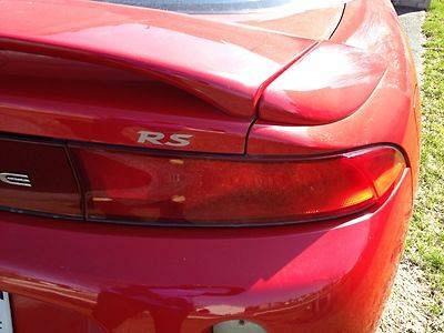 Photo 1998 Mitsubishi Eclipse RS Hatchback 2-Door 2.0L