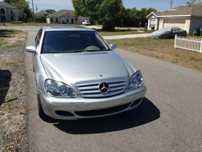 Photo 2004 Mercedes Benz S600 AMG Twin Turbo V12