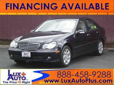 Photo 2006 Mercedes-Benz C-Class  C280 4MATIC Luxury MB ONE OWNER C 280