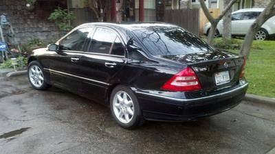 Photo 2002 Mercedes-Benz C320 Base Sedan 4-Door 3.2L