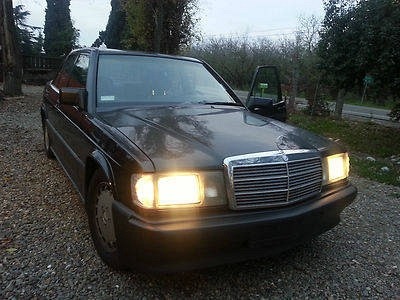 Photo 1987 Mercedes 190e 16V Cosworth