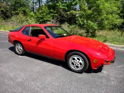 Photo 1987 Porsche 924 Coupe S