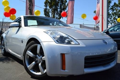 Photo 2006 NISSAN 350Z COUPE 6 SPEED