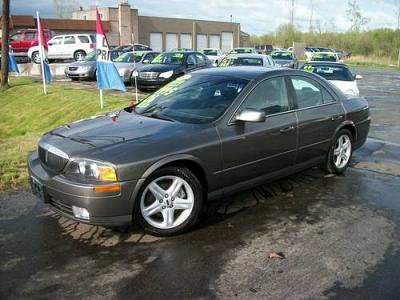 Photo 2002 Lincoln LS V8 LSE