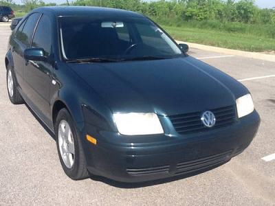 Photo 2002 Volkswagen Jetta GLS sdn lthr roof Sedan
