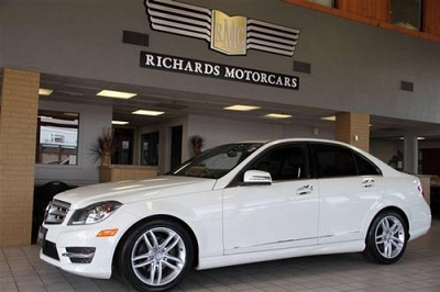 Photo Used 2012 Mercedes-Benz C300 Sport 4MATIC for sale Boston MA 7458
