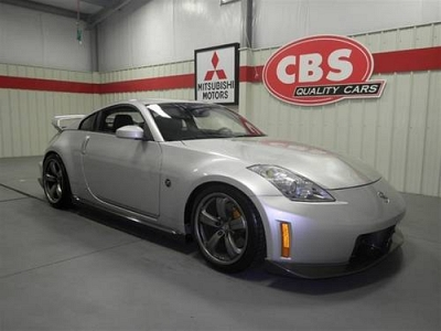 Photo 2008 Nissan 350Z Coupe NISMO