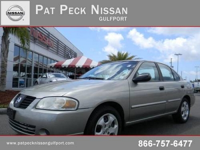 Photo 2004 NISSAN Sentra Sedan 4DR SDN 1.8 AUTO W AMFMCD