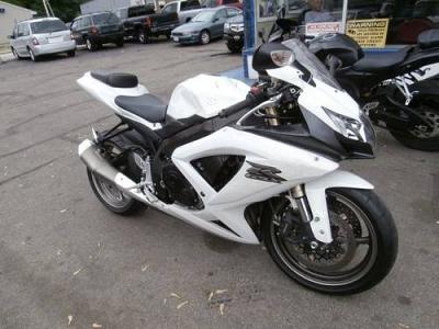 Photo 2009 Suzuki GSXR Motorcycle 600