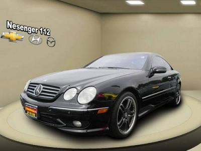 Photo 2002 Mercedes-Benz CL-Class  CL55 AMG