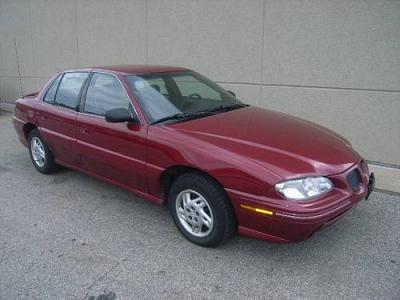 Photo 1998 Pontiac Grand Am 4dr Sedan SE SE