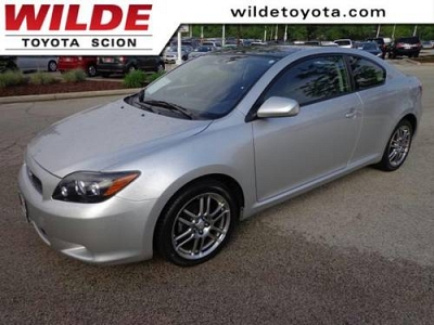 Photo 2008 Scion tC 2dr Car 2dr HB Auto Natl