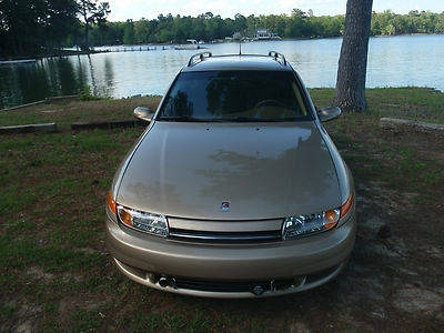 Photo 2002 Saturn LW300 Base Wagon 4-Door 3.0L RV Dinghy