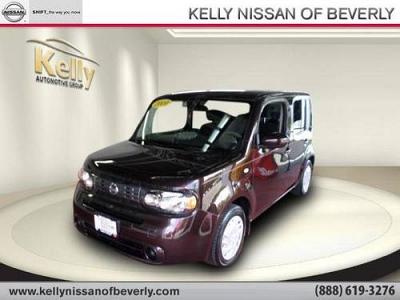 Photo 2009 Nissan Cube  5dr Wgn I4 CVT 1.8 S