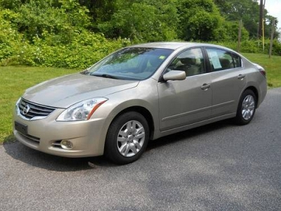Photo 2010 NISSAN Altima Sedan 2.5 4dr Sedan