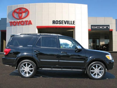 Photo 2007 Toyota Sequoia  Limited