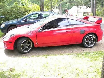 Photo 2002 Toyota Celica - 3500.00 OBO - GT Hatchback 2-Door 1.8L