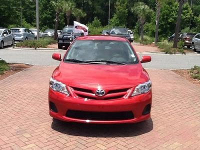 Photo 2012 Toyota Corolla Sedan L