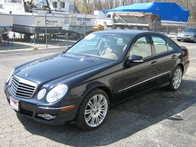 Photo 2008 Mercedes-Benz E350 4matic