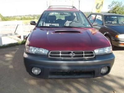 Photo 1997 Subaru Legacy Outback Limited