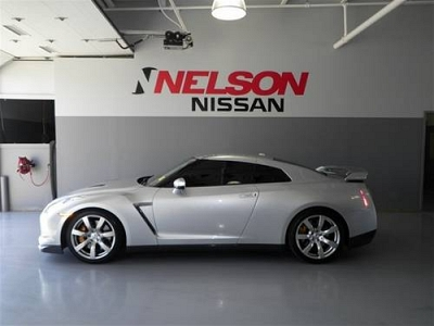 Photo 2009 Nissan GT-R Coupe