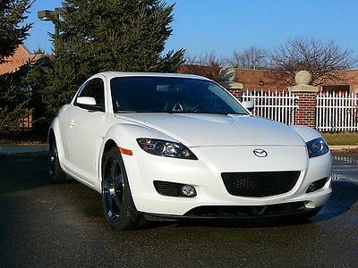 Photo 2006 Mazda RX-8, 6 Speed Manual, White