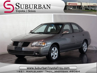 Photo 2004 Nissan Sentra 4 Dr Sedan 1.8 S