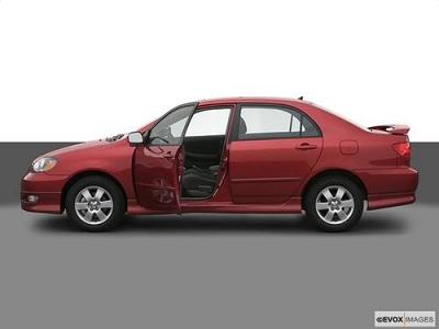 Photo 2007 Toyota Corolla Sedan 4dr Sdn Auto S Sedan
