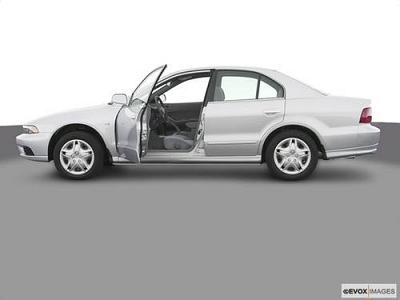 Photo 2003 Mitsubishi Galant Sedan 4dr Sdn ES 3.0L Auto Sedan