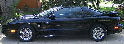 Photo 2002 Pontiac Firebird Formula Trans Am Coupe 2-Door 5.7L NHRA EDITION