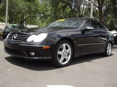Photo 2003 MERCEDES-BENZ CLK500  AMG