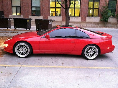 Photo 1995 Nissan 300ZX 22 Coupe 2-Door 3.0L
