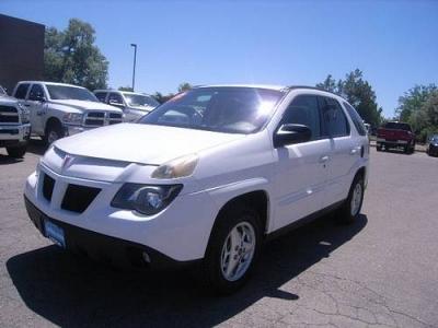 Photo 2004 Pontiac Aztek All-wheel Drive Base Base
