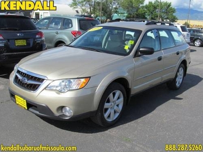 Photo 2009 Subaru Outback Wagon Special Edtn