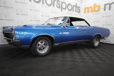 Photo 1967 Pontiac GTO Coupe