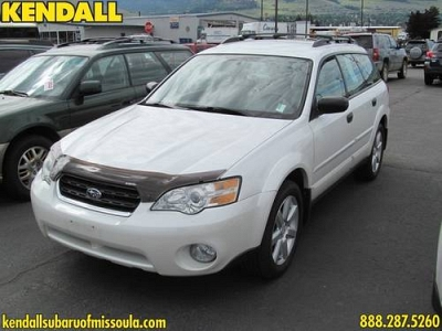 Photo 2006 Subaru Legacy Wagon Wagon Outback 2.5i Special