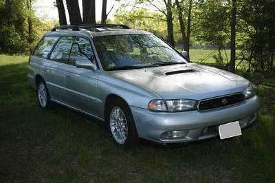 Photo 1999 Subaru Legacy 2.5 GT Wagon - Sweet 99