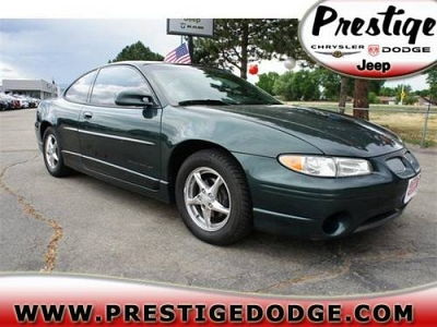 Photo 2001 Pontiac Grand Prix 2dr Car GT