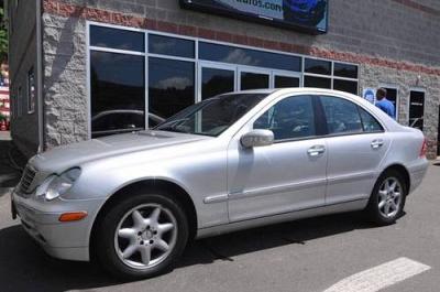 Photo 2003 Mercedes-Benz C320 Sedan